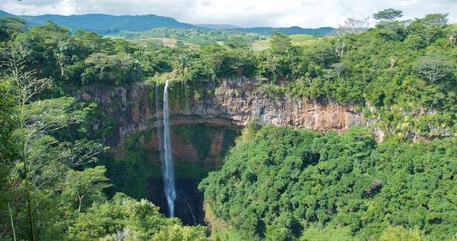 Black River gorges National Park-Mauritius