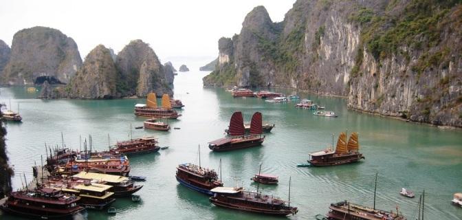 Halong Bay_Vietnam