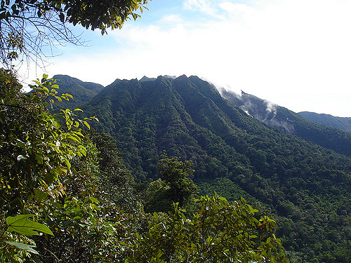 Sumatra- Gunung Sibayak