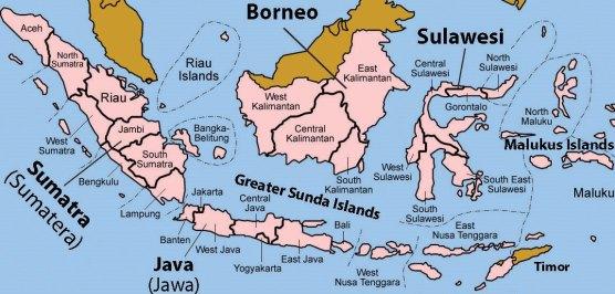 Indonesia - Islands