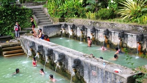 Banjar Hot Water Spring
