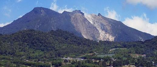 Gunung-Sibayak-Sumatra