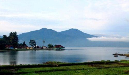 Lake Danau kerinci