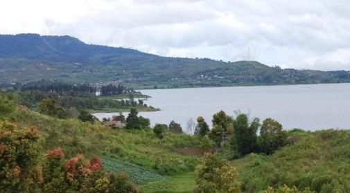 Lake diatas