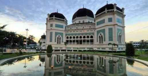 Medan-grand-mosque