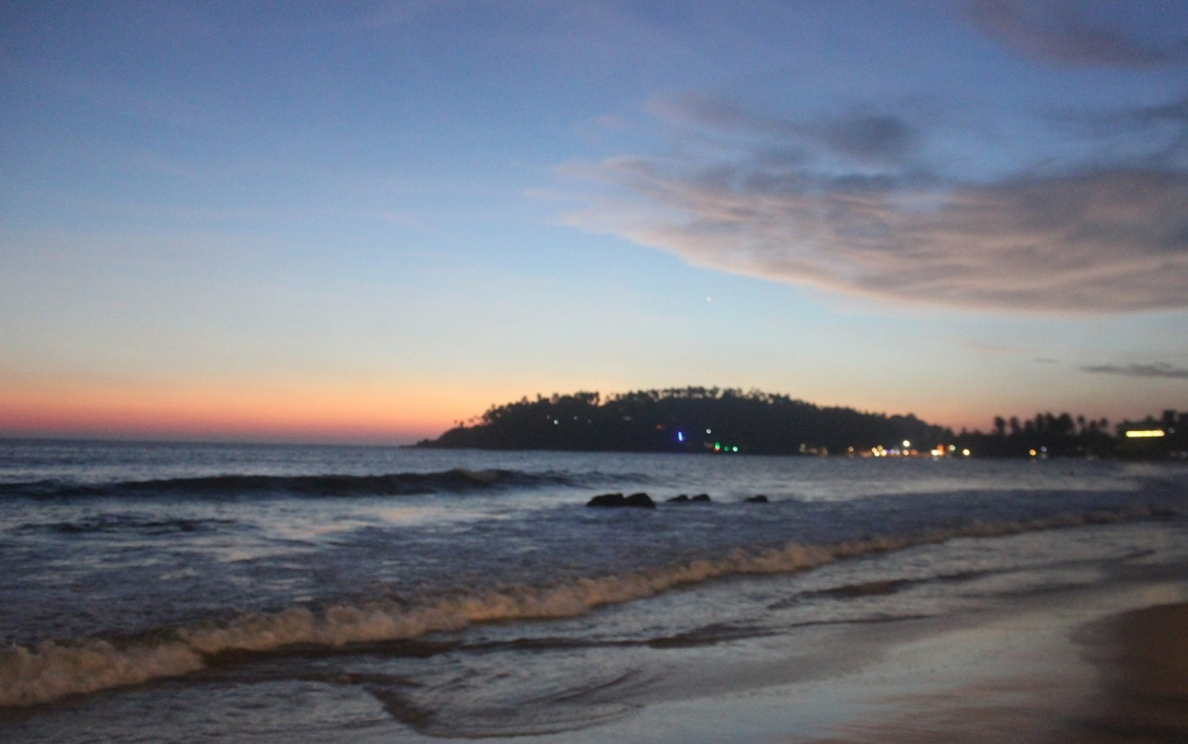 Mirissa-sunset